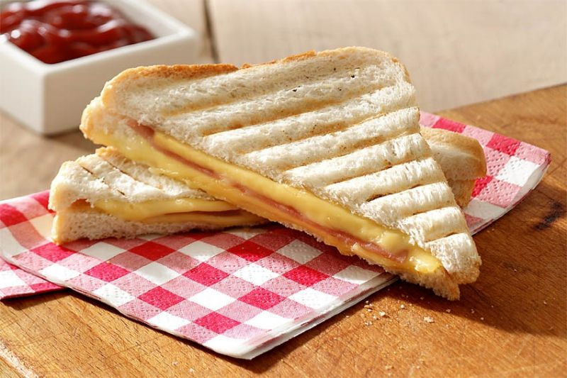Tosti Lunch