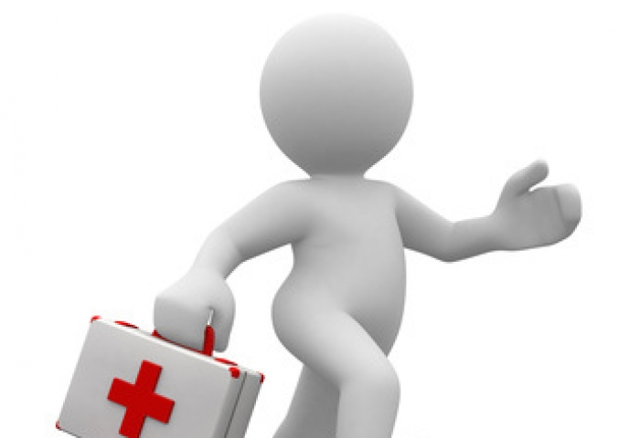 CANCELED - First Aid Course (EHBO)