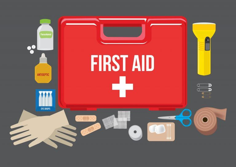 First Aid Course (EHBO)